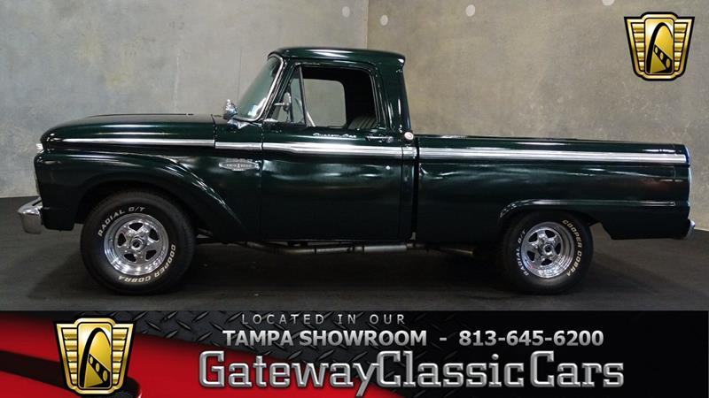 1966 ford f 100 for sale for Ford motor credit tampa