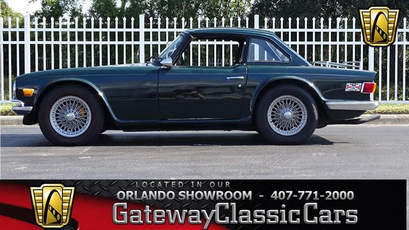 1973 Triumph TR6 for sale in O Fallon, IL