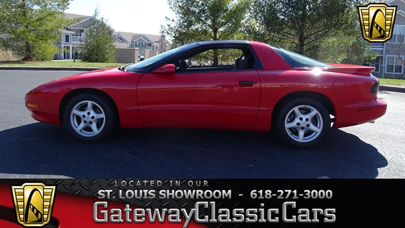 1996 Pontiac Firebird For Sale In O Fallon, IL