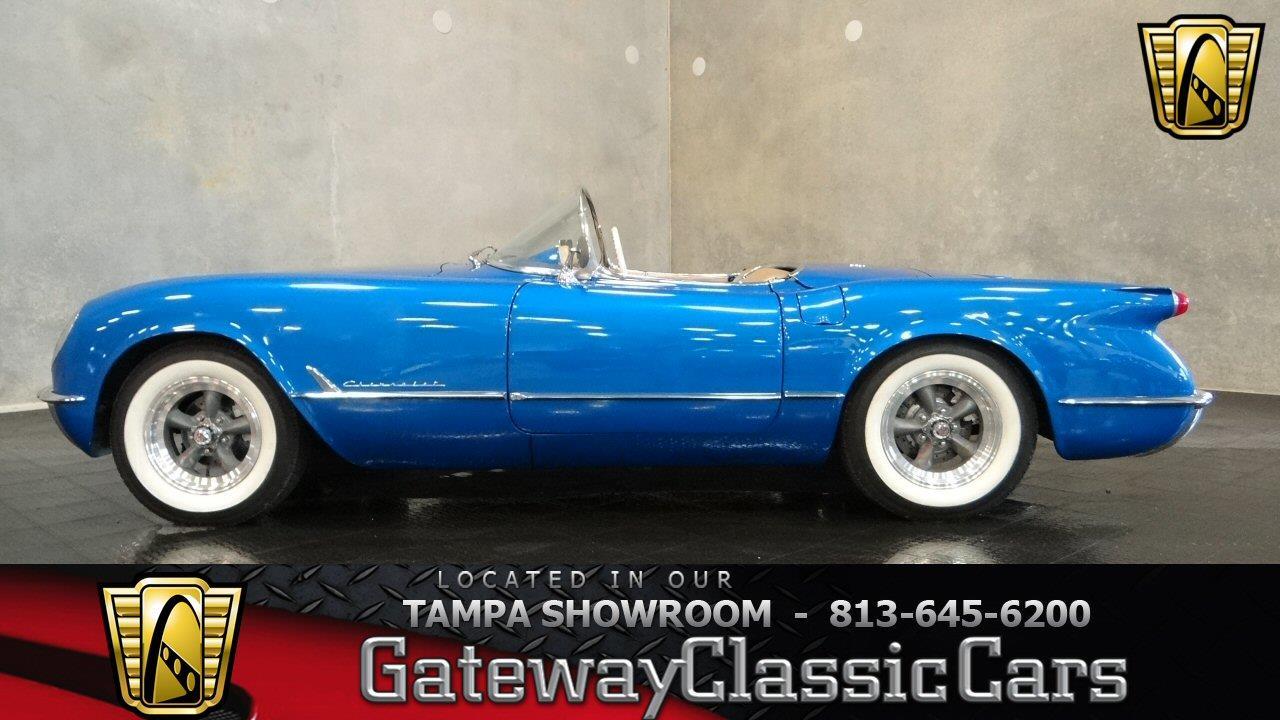 1954 Chevrolet Corvette For Sale Carsforsale Com
