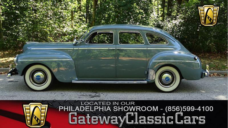 1940 Desoto Custom