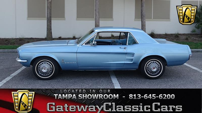 1967 Ford Mustang For Sale Carsforsale Com