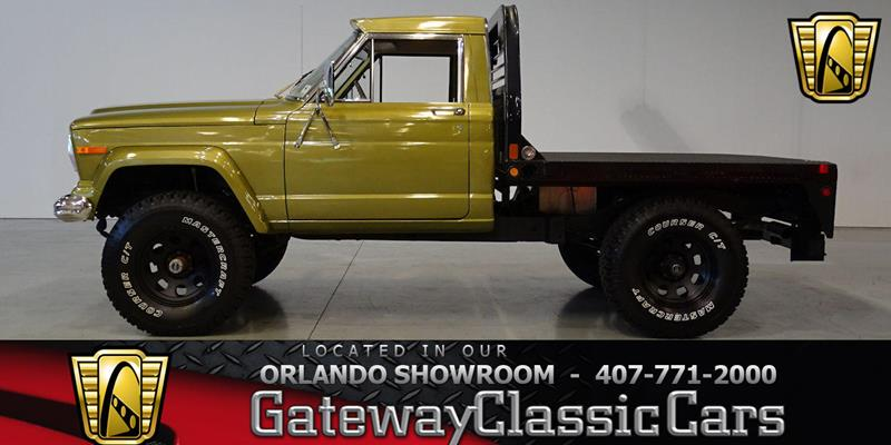 1976 Jeep J-10 Pickup for sale in O Fallon, IL