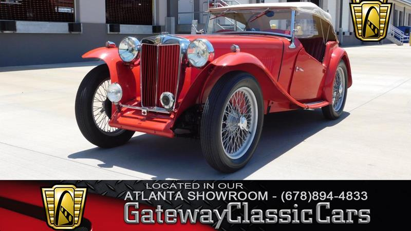1949 MG TC for sale in O Fallon, IL