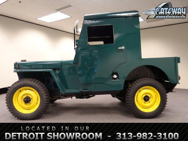 1946 Willys Jeep for sale in O'fallon IL