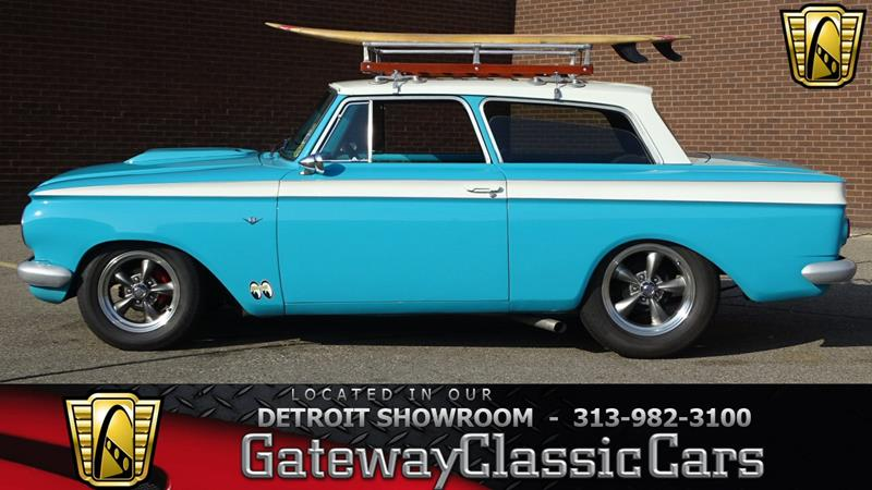1962 American Motors Rambler American