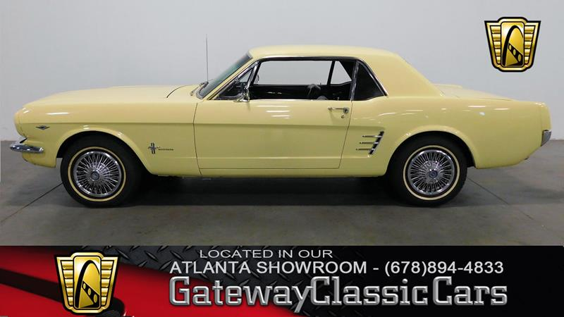 1966 ford mustang for sale for Law motors sioux falls