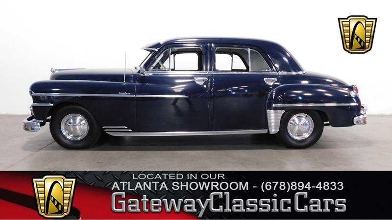 1949 Desoto Custom