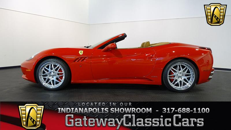 2010 Ferrari California Overview | Cars.com