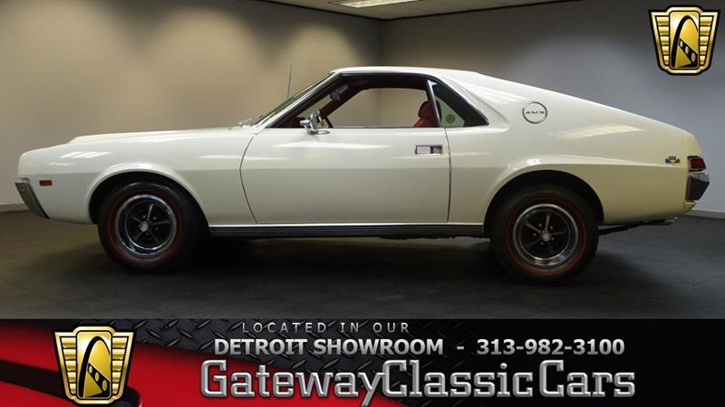 1969 AMC AMX for sale in O Fallon, IL