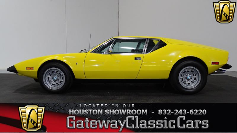 1974 De Tomaso Pantera for sale in O Fallon, IL