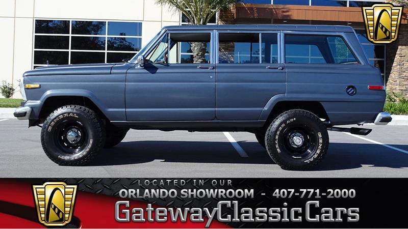 1986 Jeep Grand Wagoneer for sale in O Fallon, IL