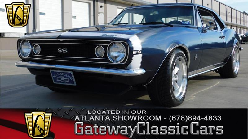 1967 chevrolet camaro for sale in illinois. Black Bedroom Furniture Sets. Home Design Ideas