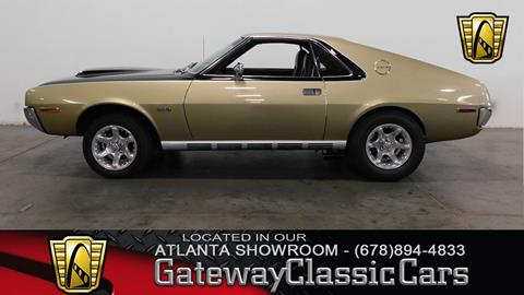 1970 AMC AMX for sale in O Fallon, IL