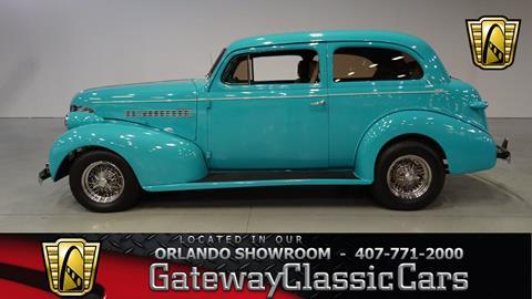 1939 Chevrolet Master Deluxe for sale in O Fallon, IL