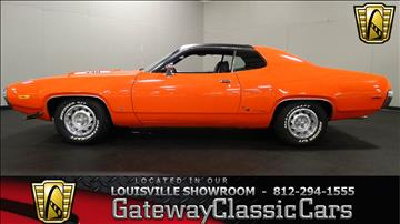 1972 Plymouth Roadrunner for sale in O Fallon, IL
