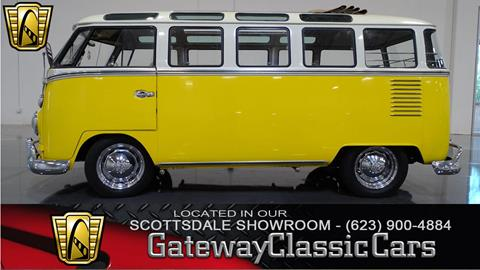 1963 Volkswagen Transporter II for sale in O Fallon, IL