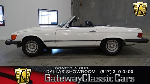 1982 Mercedes-Benz 380-Class for sale in O Fallon, IL