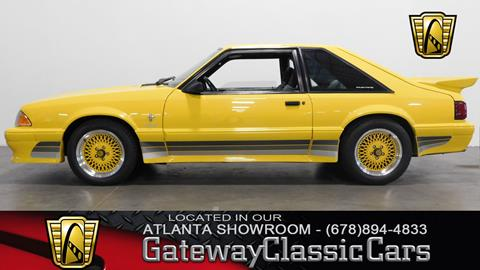 1988 Ford Mustang for sale in O Fallon, IL
