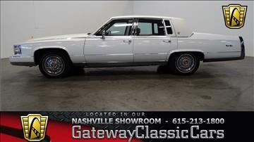 1990 Cadillac Brougham for sale in O Fallon, IL