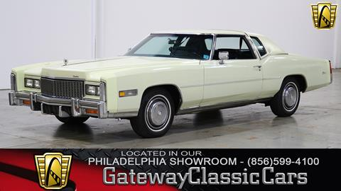 1976 Cadillac Eldorado For Sale In Caribou Me Carsforsale Com