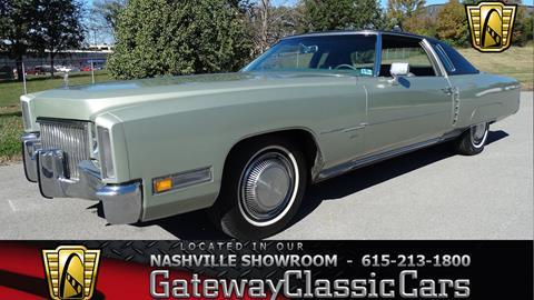 1971 Cadillac Eldorado For Sale - Carsforsale.com®
