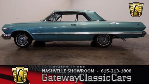 1963 Chevrolet Impala for sale in O Fallon, IL
