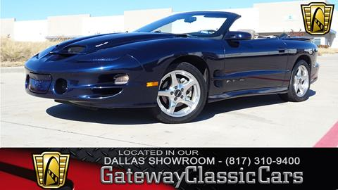 1999 Pontiac Firebird for sale in O Fallon, IL