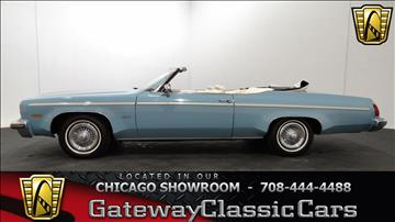 1975 Oldsmobile Delta Eighty-Eight for sale in O Fallon, IL