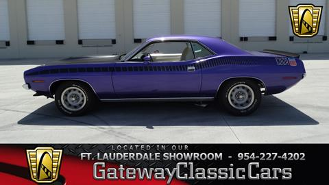 1970 Plymouth Barracuda for sale in O Fallon, IL