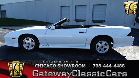 1991 Chevrolet Camaro for sale in O Fallon, IL