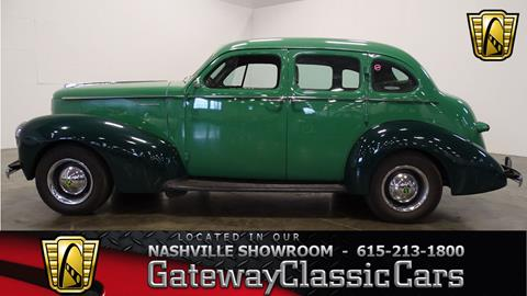 used 1939 studebaker commander for sale carsforsale com