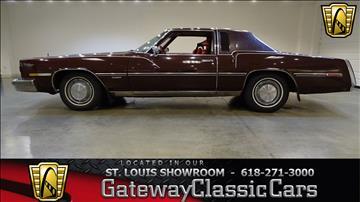1978 Oldsmobile Toronado for sale in O Fallon, IL