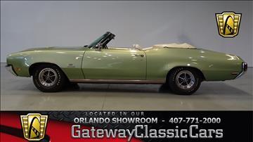 1970 Buick Gran Sport for sale in O Fallon, IL