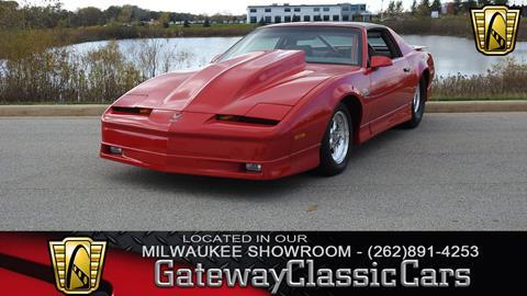 1985 Pontiac Firebird for sale in O Fallon, IL