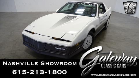 Used Pontiac Firebird For Sale Carsforsale Com
