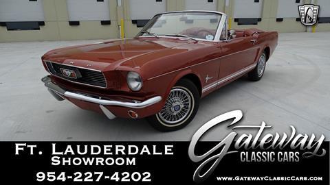 1966 Ford Mustang For Sale >> 1966 Ford Mustang For Sale In O Fallon Il
