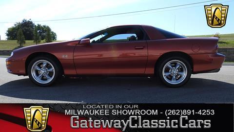 2001 Chevrolet Camaro for sale in O Fallon, IL