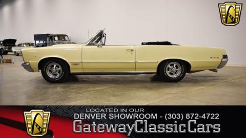1965 Pontiac GTO for sale in O Fallon, IL
