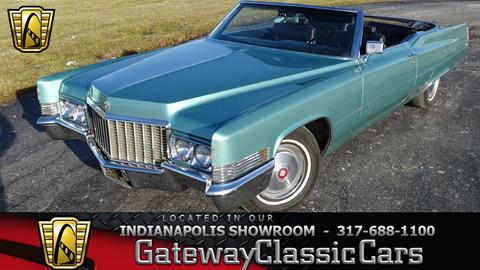 1970 Cadillac Deville For Sale In Chicago Heights Il Carsforsale Com