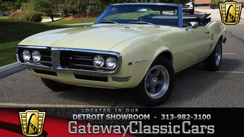 1968 Pontiac Firebird for sale in O Fallon, IL