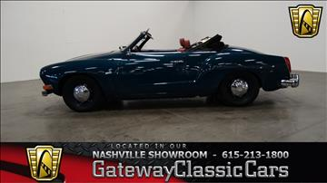 1974 Volkswagen Karmann Ghia for sale in O Fallon, IL