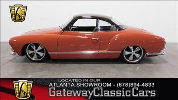 1964 Volkswagen Karmann Ghia for sale in O Fallon, IL