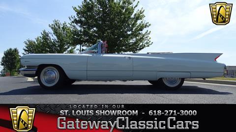 1960 Cadillac Series 62 for sale in O Fallon, IL