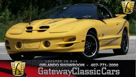 2002 Pontiac Firebird for sale in O Fallon, IL