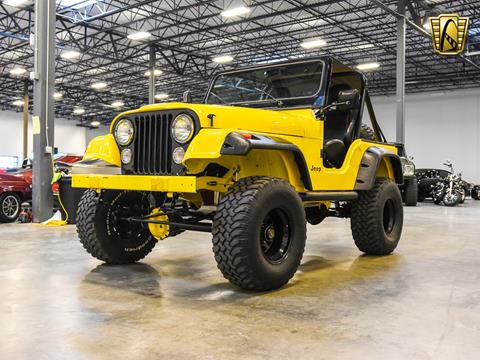 1981 Jeep CJ-5