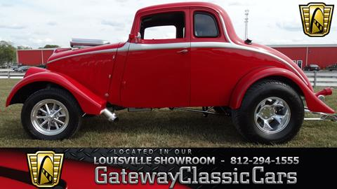 1933 Willys Coupe Gasser for sale in O Fallon, IL