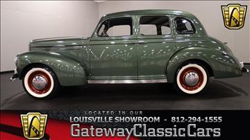 1940 Studebaker Champion for sale in O Fallon, IL