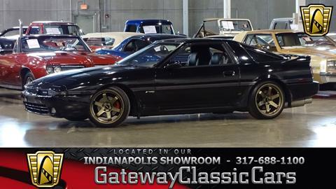 1991 Toyota Supra For Sale In Omaha Ne Carsforsale Com