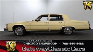 1987 Cadillac Brougham for sale in O Fallon, IL